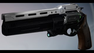 Destiny: Imprecation The First Curse Exotic Hand Cannon Quest Part 1