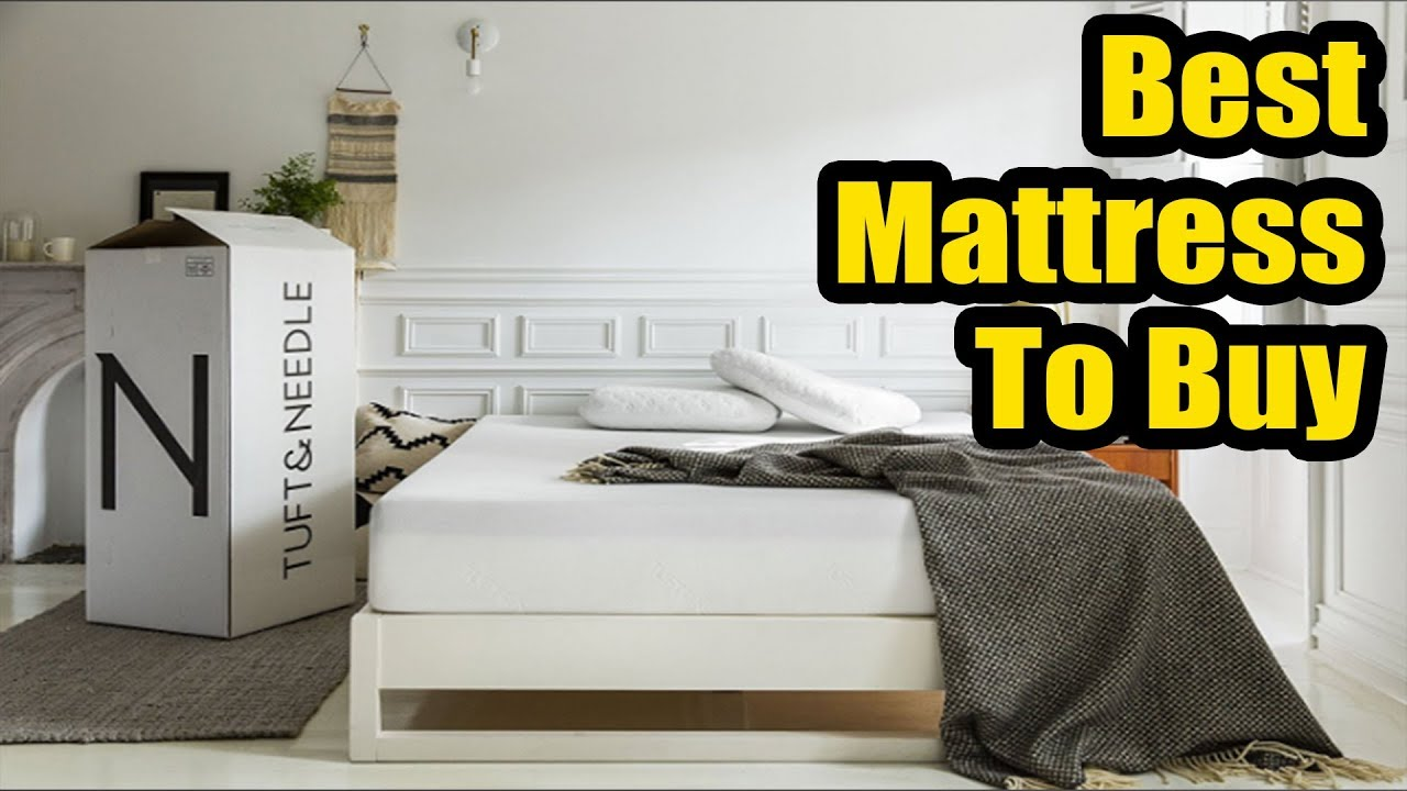 Best Mattress 2018 Top 10