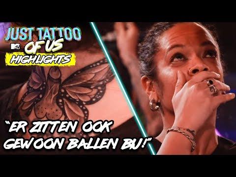 Is Dat Nou Gewoon Een Met Een Vlinder Just Tattoo