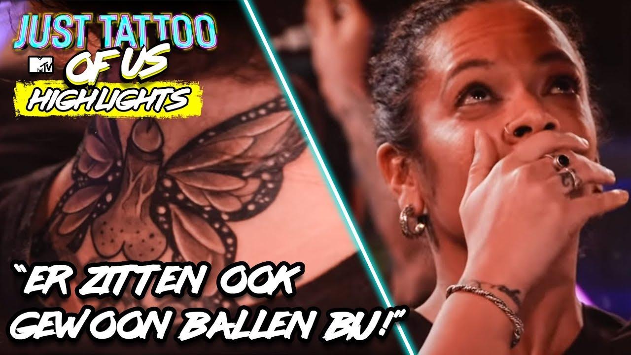 Is Dat Nou Gewoon Een Met Een Vlinder Just Tattoo Of Us Benelux Highlights