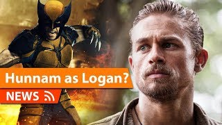 Charlie Hunnam rumored for MCU Wolverine