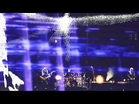 U2: eXPERIENCE + iNNOCENCE Tour 2018 - coming to a city near you!