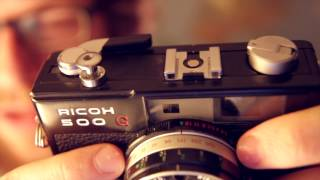 Ricoh 500G rangefinder camera review