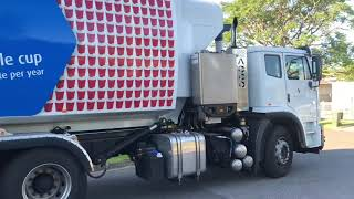Banyule's New Recycling Truck - #90759