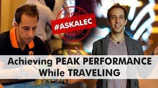 Achieving Peak Performance While Traveling (Pro Poker Player Lifestyle) thumbnail