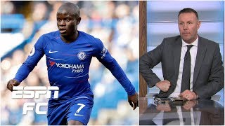 Is Manchester United a desired location? Should Chelsea set Kante loose? | Extra Time