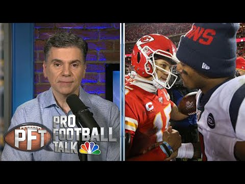 PFT Draft: Best current NFL QB rivalries | Pro Football Talk | NBC Sports