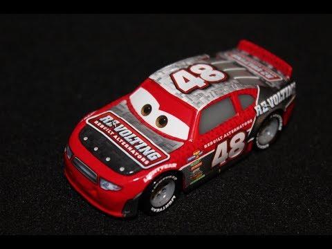 Mattel Disney Cars 3 T G Castlenut Re Volting 48 Piston Cup