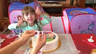 торт май литл пони на день рождения ребенку делаем своими руками