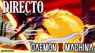 Vídeo Daemon X Machina