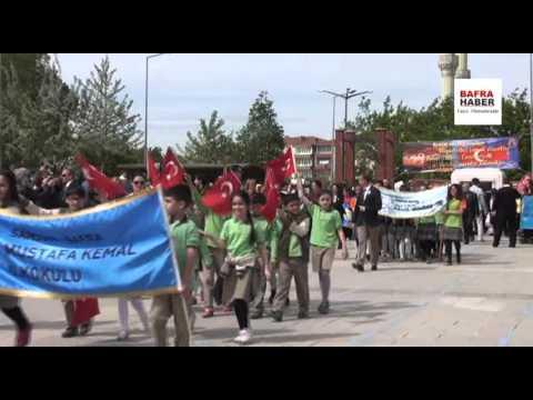 Bafra Da Nisan Kutlamasi