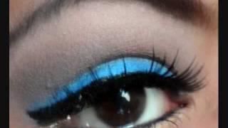 Im Feeling Blue Ft HauteLuxxorCosmetics