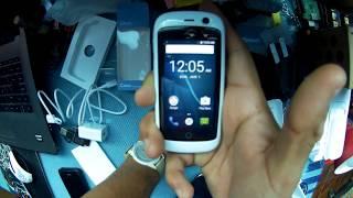 Jelly: Smartphone 4G más pequeño del Mundo y potente // Dual SIM, 2GB RAM, Android 7.0 // @Unihertz