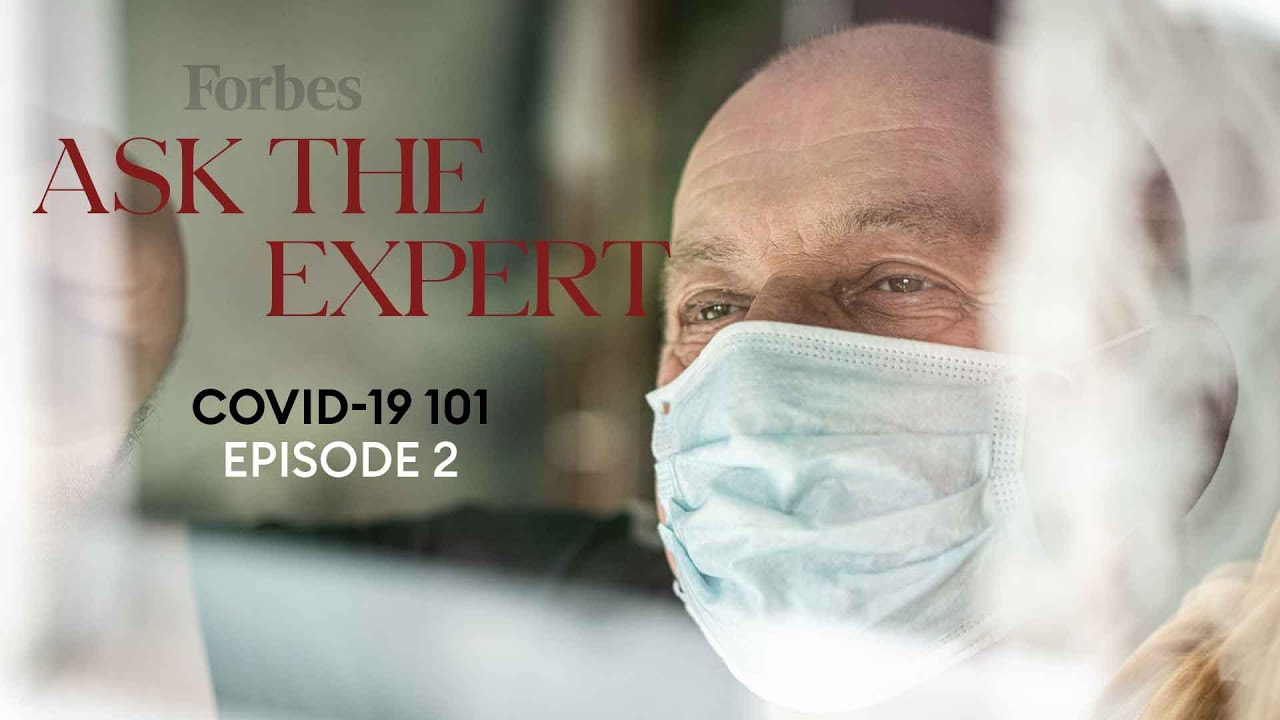 Infectious Disease Expert Answers Common Coronavirus Questions | Ask The Expert