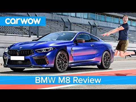 BMW M8 2020 ultimate review – see how quick it is to 60mph… and how I nearly crash it!?!