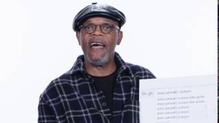 Does Samuel L.  Jackson like anime