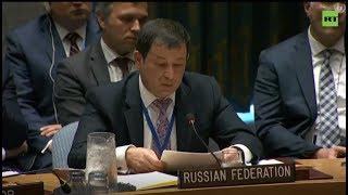 Заседание Совбеза ООН в связи с планами США по разработке ракет среднего радиуса действия — LIVE