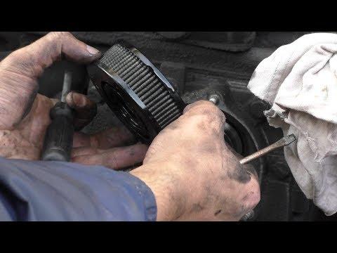 #139 Как заменить фильтр картерных газов на IVECO Daily