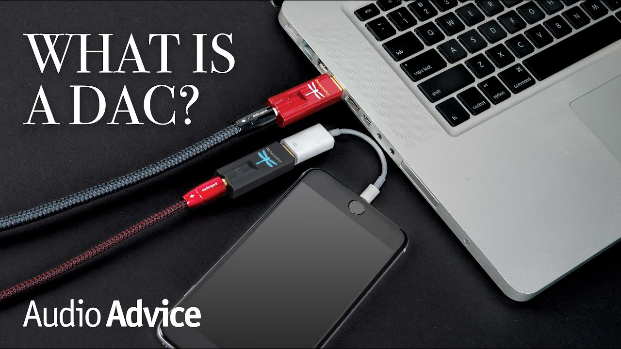 What is a DAC (Digital-to-Analog Converter) and How Does it Work