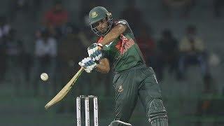 Bangladesh lost due to too many dot balls vs India: Mahmudullah