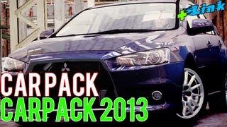 GTA 4 - Car Pack 2013 + Great Graphics [ GTA 4 Car Pack ]