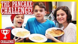 PANCAKE ART CHALLENGE!!  |  KITTIESMAMA