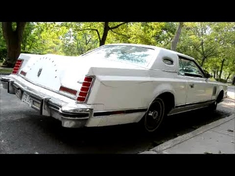 39 77 39 79 lincoln continental sighting youtube. Black Bedroom Furniture Sets. Home Design Ideas