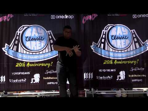 Colin Beckford - 1A Final - 5th Place - BAC 2017 - Presented by Yoyo Contest Central