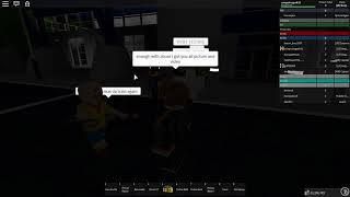 Roblox cops abusing on Rewington