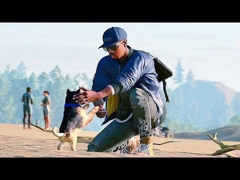 WATCH DOGS 2 San Francisco Trailer VF