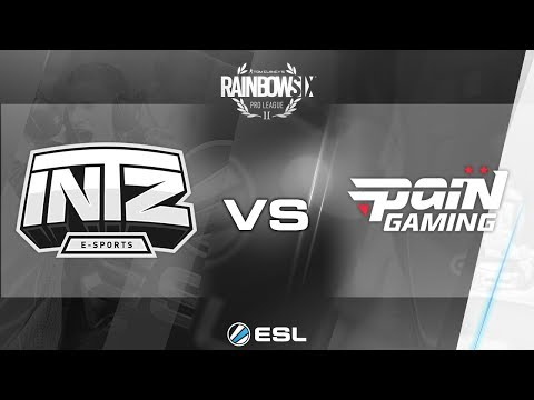 Rainbow Six Pro League - Season 2 - PC - LATAM - INTZ e-Sports vs. Pain Gaming - Week 5