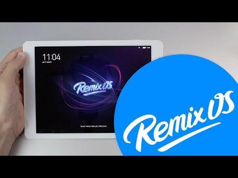 Remix OS: video focus di HDblog.it