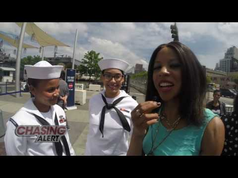 NYC's Fleet Week Honors Navy, Coast Guard And Marine Corps