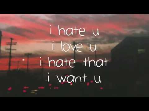 เรียนภาษาอังกฤษจากเพลง I HATE YOU I LOVE YOU ซับ