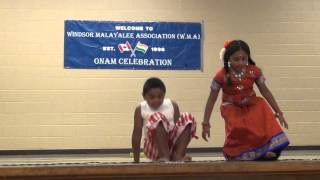 Aattirambile Kombile Dance by Amal Jose and Meera Menon