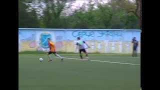 34 канал - чемпионат Днепропетровска по футболу.