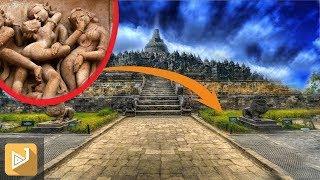 Teryata!! Dibagian Paling Bawah Candi Borobudur Ada Yang Di Sembunyikan.