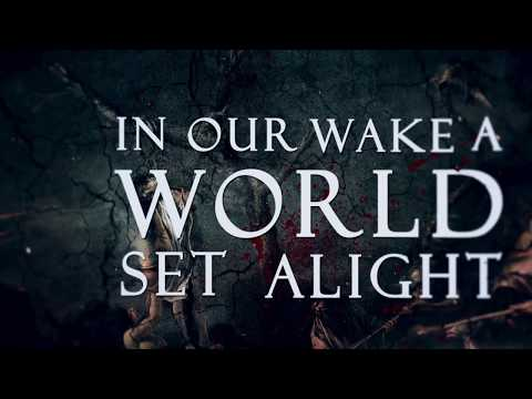 WOLFSHEAD  - Division Of The Damned (OFFICIAL LYRIC VIDEO)