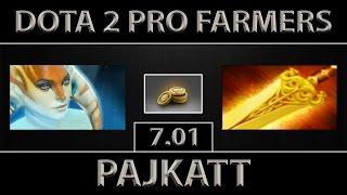 Pajkatt Naga Siren Fast Farm ► Farming Machine ► Dota 2 [7.01]