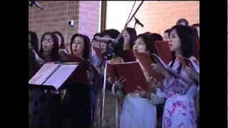 Xin Cho Con (Lm. Ân Đức) - Ca đoàn Ngôi Ba