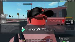 ROBLOX | Mano County PSP Patrol | Trooper Down!
