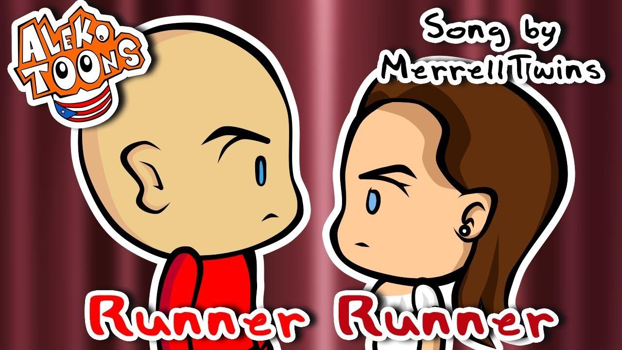 RUNNER RUNNER | ALEKOTOONS