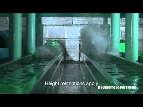 Wet 'N' Wild  Extended TV commercial