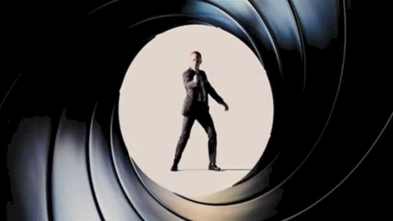 Wallpapers James Bond Gunbarrel Universal Exports The Home