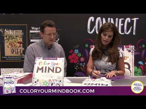"""Maria Shriver Book Signing and Interview 