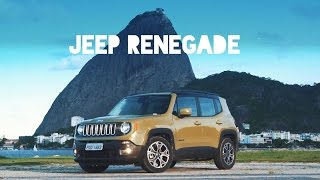 Jeep Renegade - Teste WebMotors
