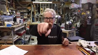 Ask Adam Savage: Digital vs. Practical Effects, Boredom and Never-Seen Props