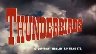 Thunderbirds  1960s TV series intro   5 4 3 2 1 countdown and theme music
