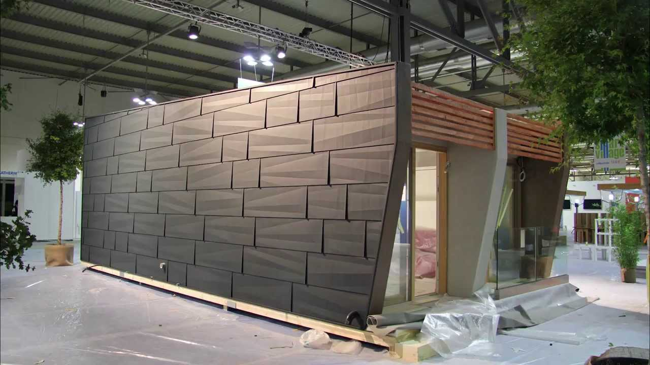 livingbox prefab living unit youtube. Black Bedroom Furniture Sets. Home Design Ideas