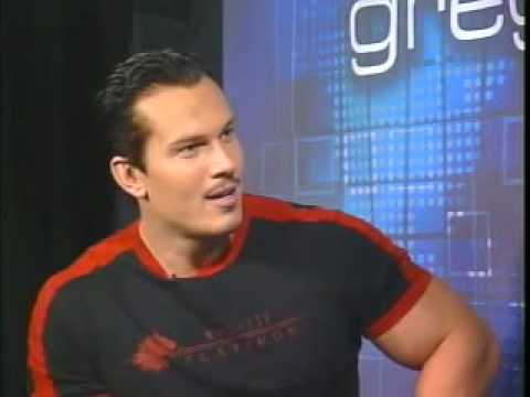 The Gregory Mantell Show -- Fitness Model Tomm Voss